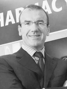 Sir Terence Leahy