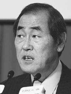 Yun Jong-yong. © AFP/Corbis. - idbb_04_img0319