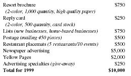 Hotel Resort Business Plan - Executive summary, Company