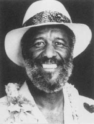 Wally Amos. Reproduced by permission of AP/Wide World Photos.