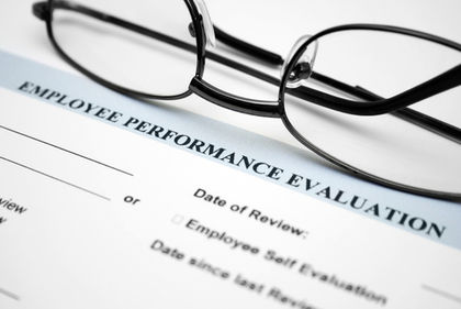 Employee Performance Appraisals 259