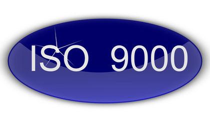 definicion iso 9000: