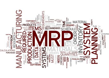 Material Requirements Planning Mrp 163