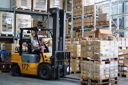 Warehousing And Warehouse Management 329